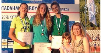 Πανελλήνιο Πρωτάθλημα Νέων Ανδρών & Γυναικών – Λάρισα, 29-30/7/2017